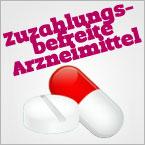 Zuzahlungsbefreite Arzneimittel
